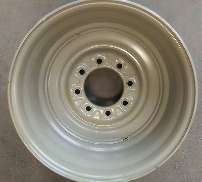 HMMWV Humvee Wheel, Non-Ctis 16.5 One Piece HUMMER H1 6002010