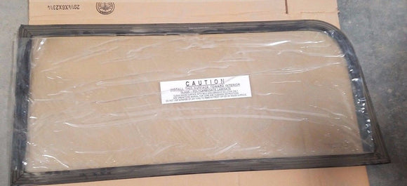 HMMWV WINDSHIELD Ballistic Glass, Sealed  RH, Right Humvee, 5935260