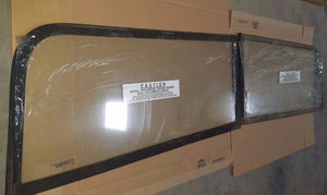 HMMWV WINDSHIELD Ballistic Glass, Sealed SET RH And LH Right and Left Humvee