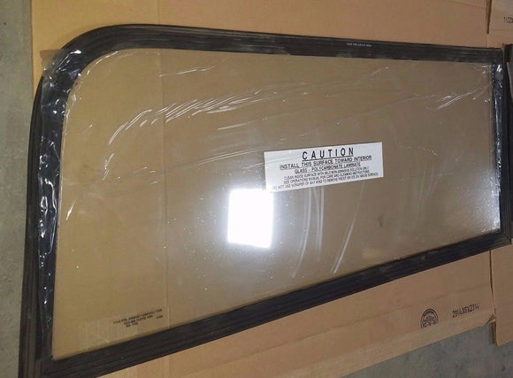 HMMWV WINDSHIELD Ballistic Glass, Sealed  LH, Left Humvee, 12339509
