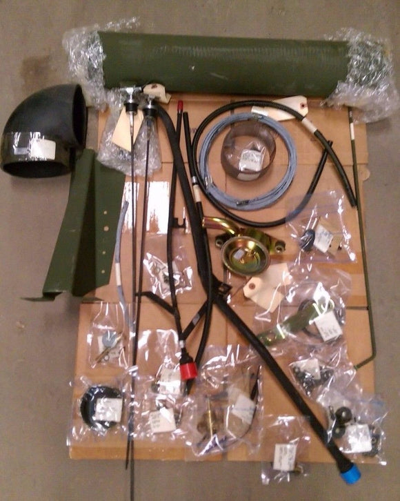 Deep Water FORDING KIT M998 HMMWV Humvee Military Truck GREEN  5705693