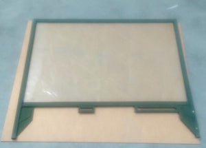 M35A2 M809 M939 NEW LEFT DOOR WINDOW FRAME  2.5 TON AND 5 TON, LEFT - 7529304