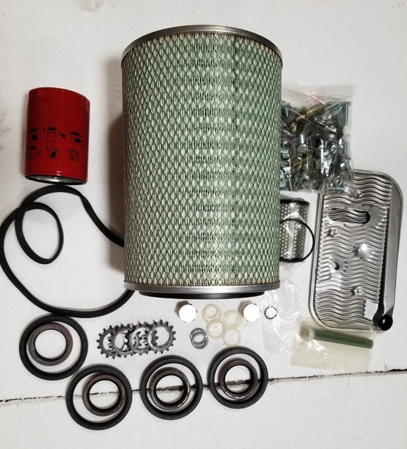 HMMWV M998 Humvee Fuel Filter, Geared Hub, Oil Filter, Maintenance Kit