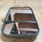 HMMWV HUMVEE HUMMER H1 GREEN DRIVER'S SIDE MIRROR HEAD M998 12342127 LEFT