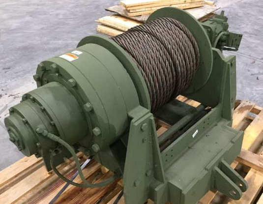 HEMTT MILITARY TRUCK 5 TON 10 TON 60,000 Pound Winch NEW Heavy Duty Winch