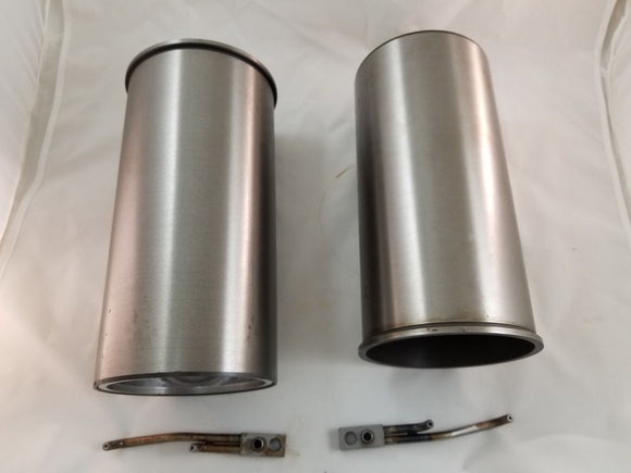 (6) M35 M35A2 2.5 TON LDT465 LDS 465  MULTIFUEL NOS PISTON KIT  Military Truck