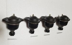 (4)  HMMWV Humvee LOWER BALL JOINTS HVY DUTY Hummer H1 6006645 12342645