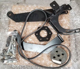 5 Ton AC Bracket Kit  Military Truck M939 A2 Cummins 8.3L Turbo M900