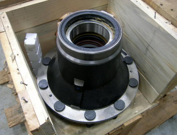 HET Hub Wheel Assy Heavy Equipment Transport 2530-01-346-3196
