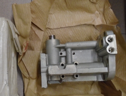 HOUSING AND VALVE ASSEMBLY NSN: 1015-00-566-3825