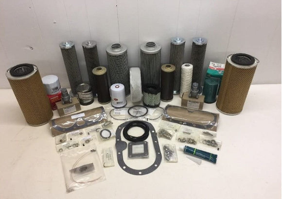 M88 US Army Hydraulic Transmission Parts Kit 12367103 Military Recovery Vehicle 2520-01-494-6558