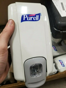 PURELL HAND CLEANER DISPENSER NEW MULTI PURPOSE 2120-06 WILL HOLD 1000ml 33.8oz