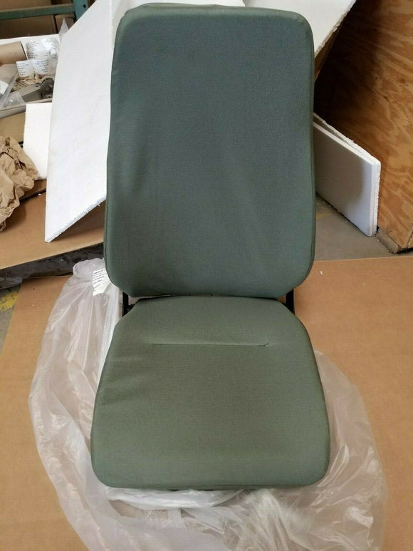 M998 HUMVEE HMMWV HIGH BACK GREEN SEAT 12446712-3 Humvee Seat Upgrade