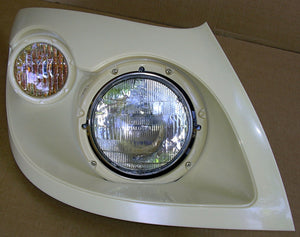 OEM Navistar Headlight Assembl MRAP, Workstar Compatible, RH Side 3674973C91
