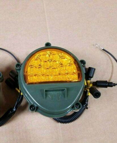 NEW HMMWV M998 LED AMBER LIGHT 12422957 M35a2 Military Truck Light 12422957