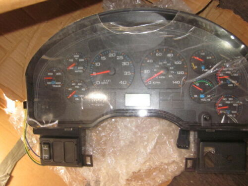 2596673C91L INTERNATIONAL GAUGE INSTRUMENT CLUSTER MODULE MRAP 32434-01S MRAP