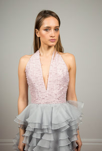 Youthful Ruffled Dress