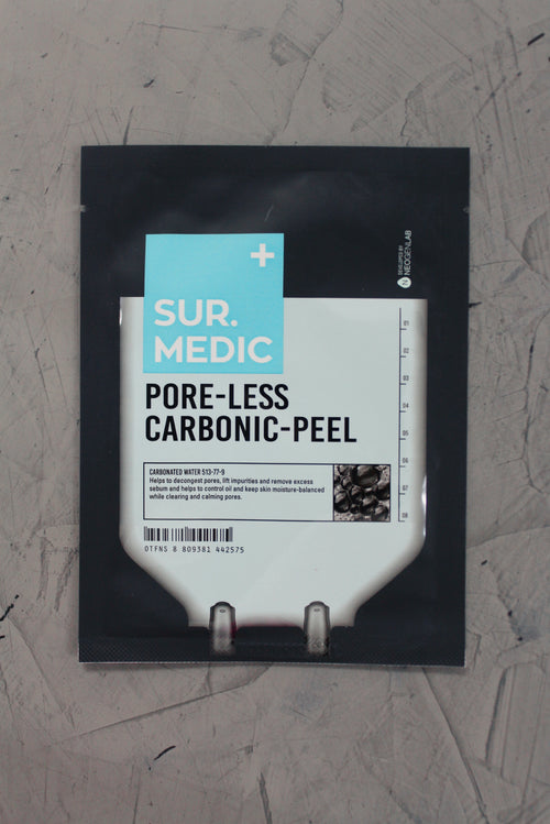 SURMEDIC Pore-Less Carbonic-Peel Mask