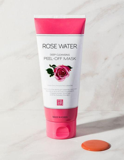 JOSS+LYN Rose Water Deep Cleansing Peel Off Mask