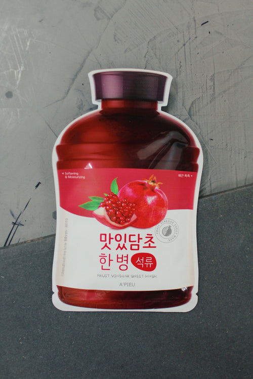 A'PIEU Pomegranate Fruit Vinegar Face Mask
