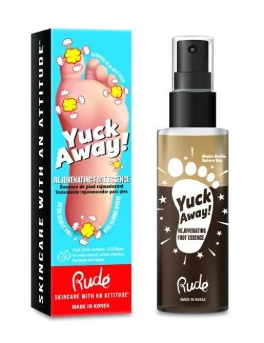 RUDE COSMETICS Yuck Away Foot Essence