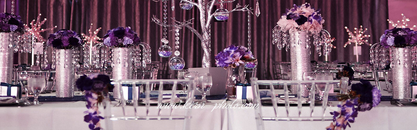 How To Create STUNNING Head Table Decorations