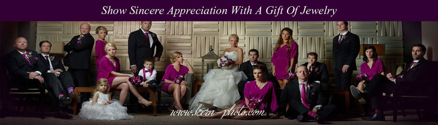 VIEW ALL Bridal Party Jewelry