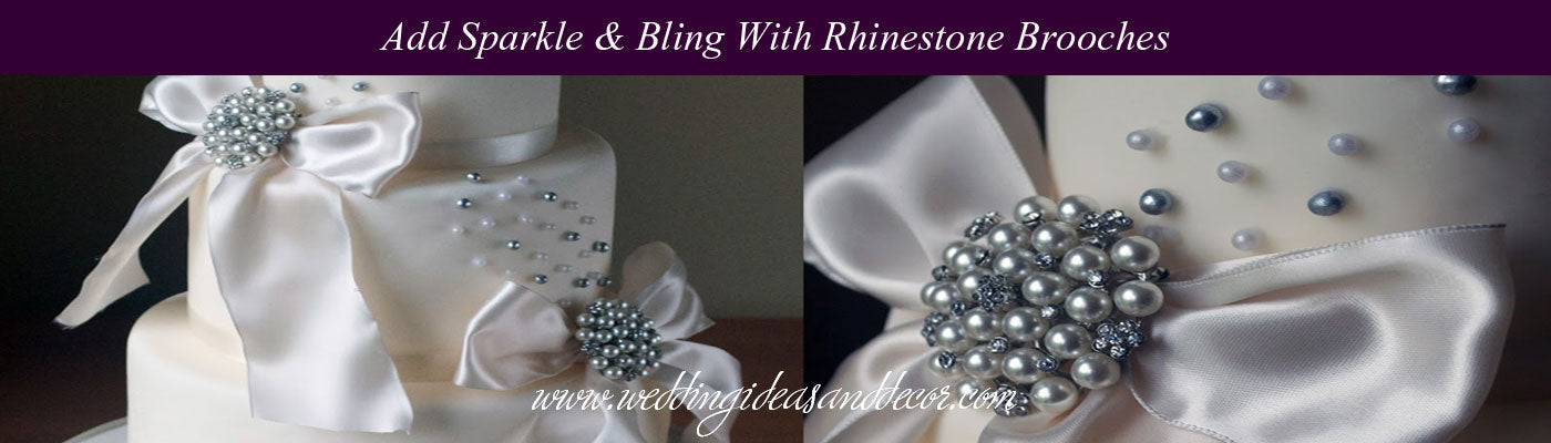 VIEW ALL Rhinestone Brooches