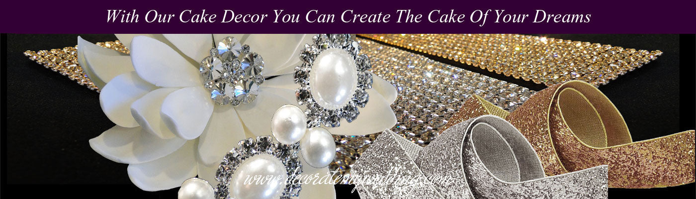 VIEW ALL Wedding Cake Decorations