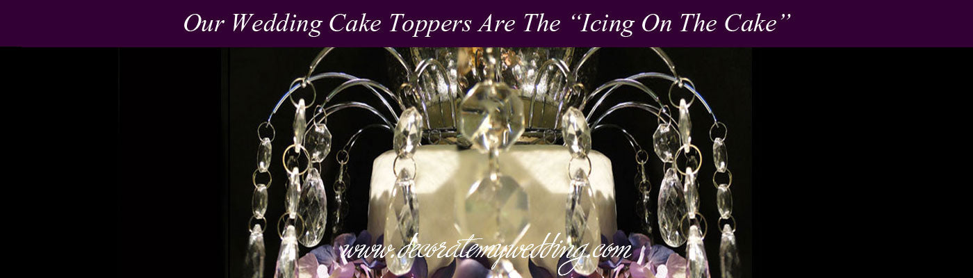 VIEW ALL Wedding Cake Toppers