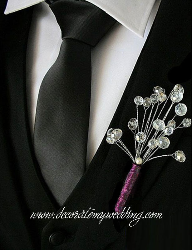 Wedding Boutonnieres