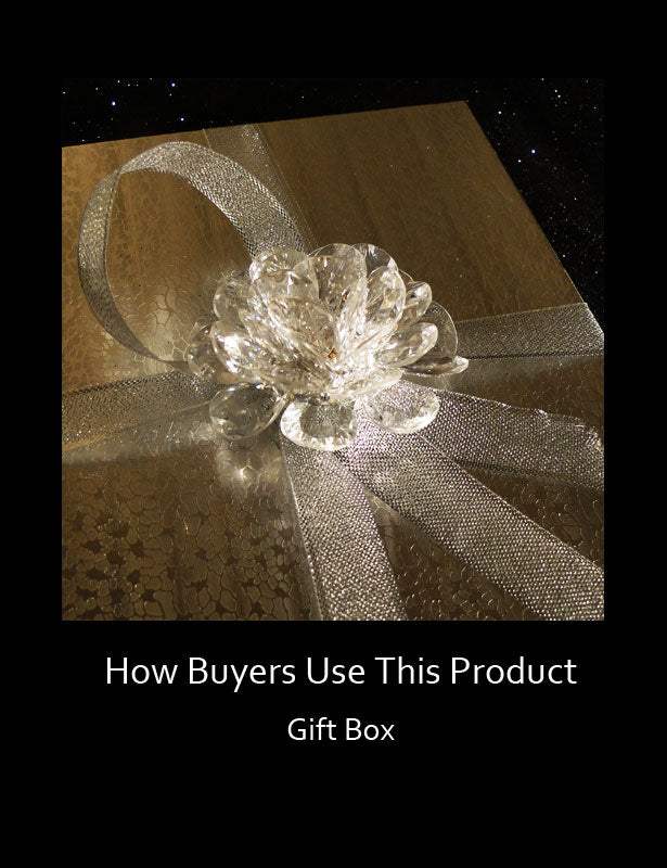 HOW TO USE – Gift Box Decoration