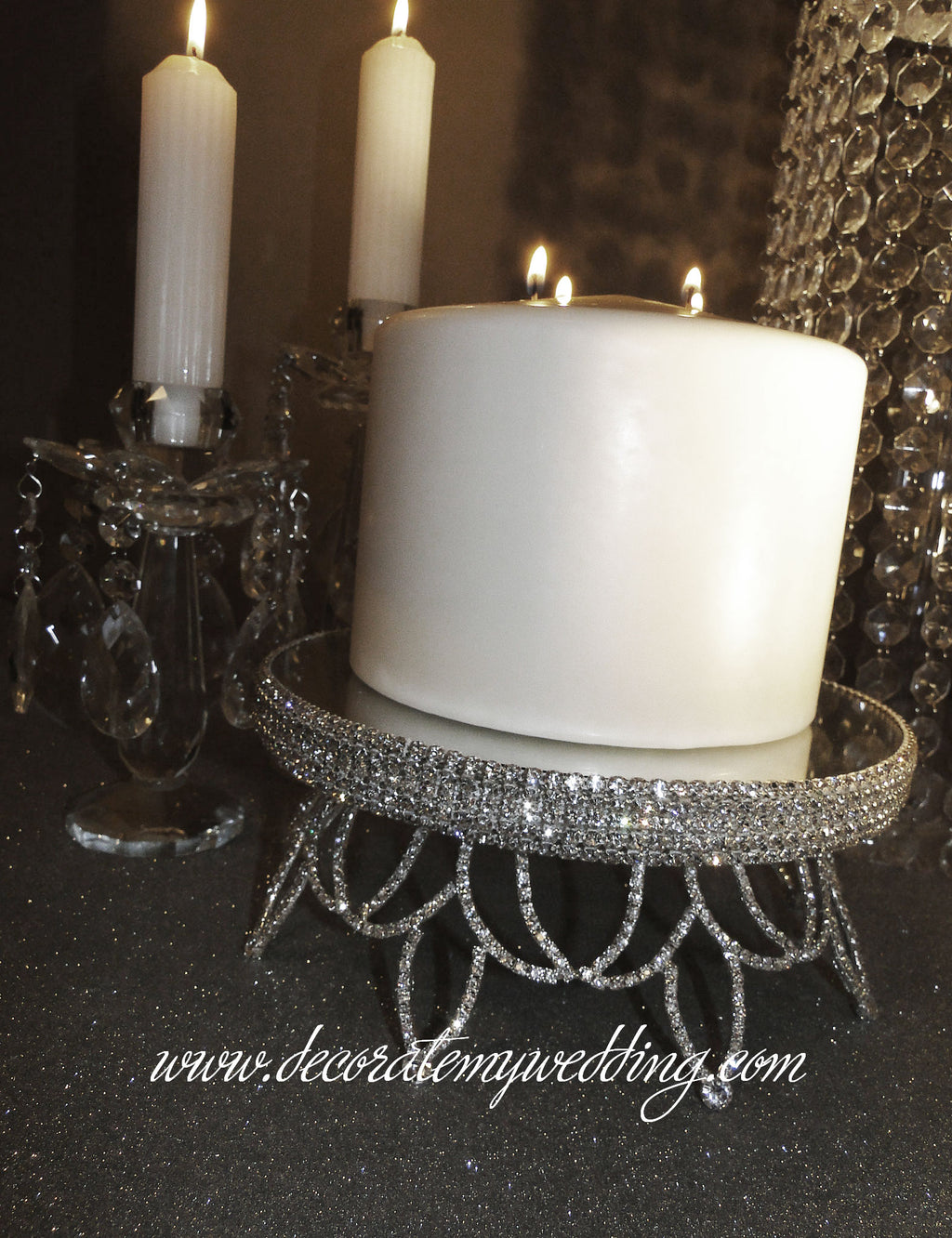 Alissa Candle Stand