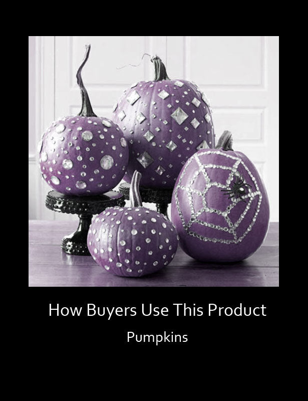 HOW TO USE - Pumpkins