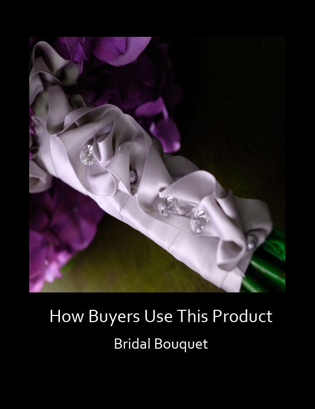 HOW TO USE – Bridal Bouquet Handle