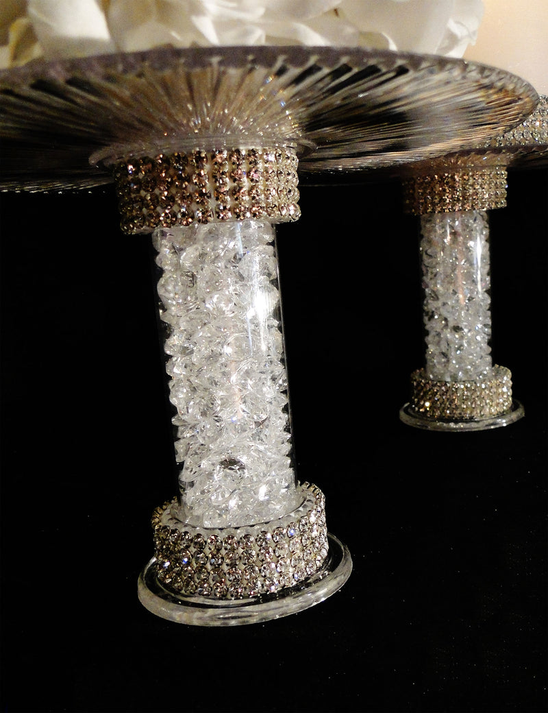 BUFFET ACCENT Pedestal Floral/Candle Holder EMMA SOLD OUT