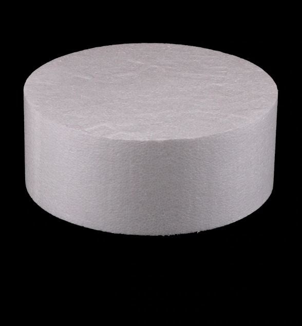 CAKE Styrofoam Dummies - Round & Square (sold individually)