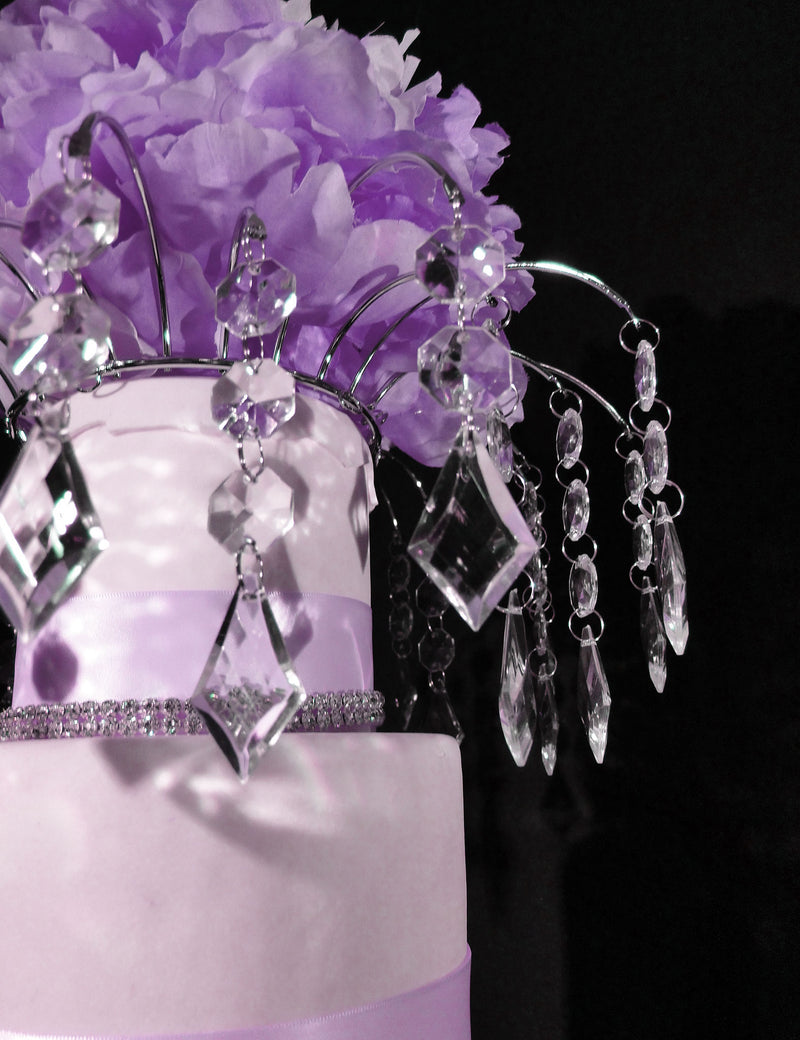 Cake Topper DIAMOND DIVA Diamonds
