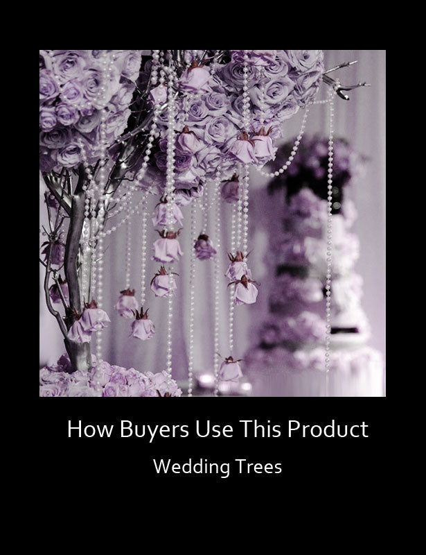 HOW TO USE – Wedding Tree Streamers