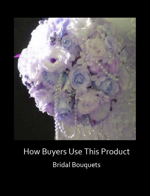 HOW TO USE – Bridal Bouquet