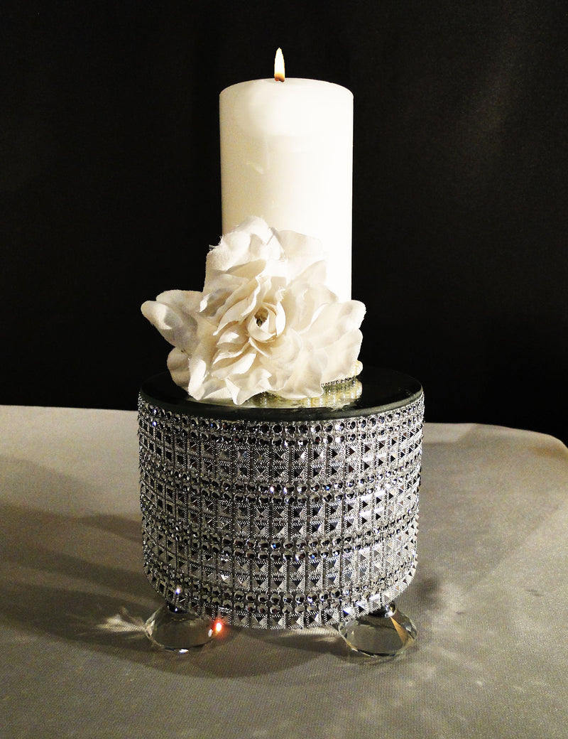 Candle Riser w/ Crystal Feet WILLOW SOLD OUT