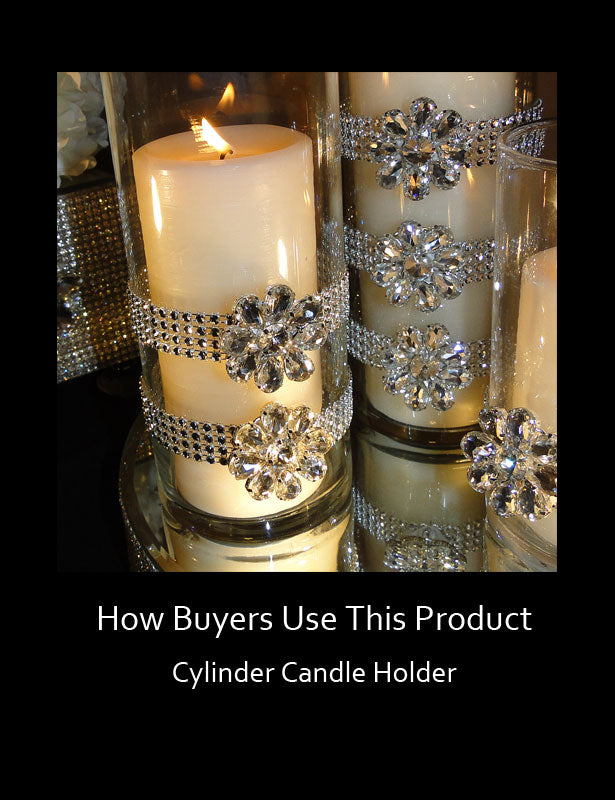 How Buyers Use This Product -  Pillar Candles 2