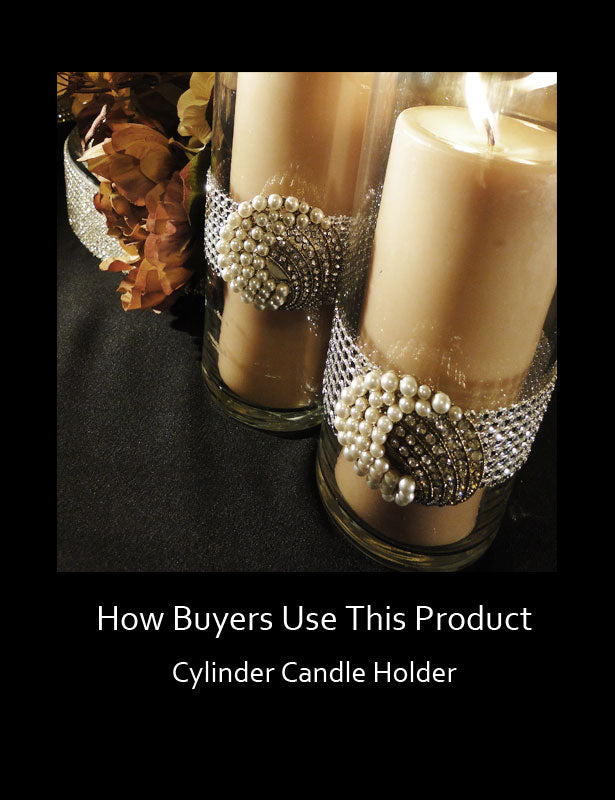 How Buyers Use This Product -  Pillar Candles 3