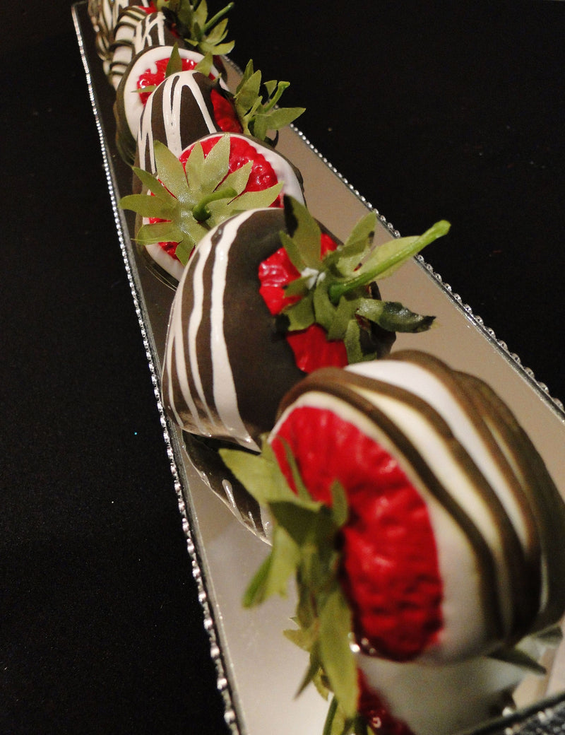Faux Strawberries (sold individually)