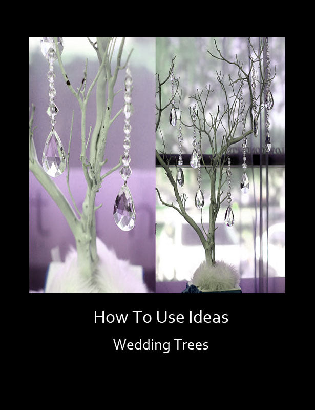 HOW TO USE – Wedding Trees