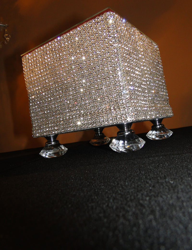 DIY SUPPLIES Crystal Feet (sold individually)