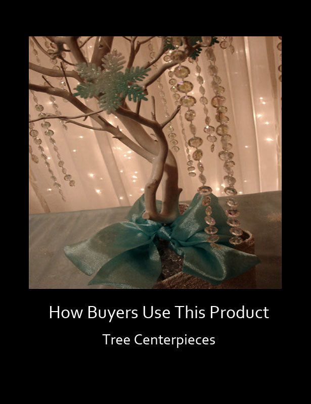 HOW TO USE – Tree Centerpieces 1