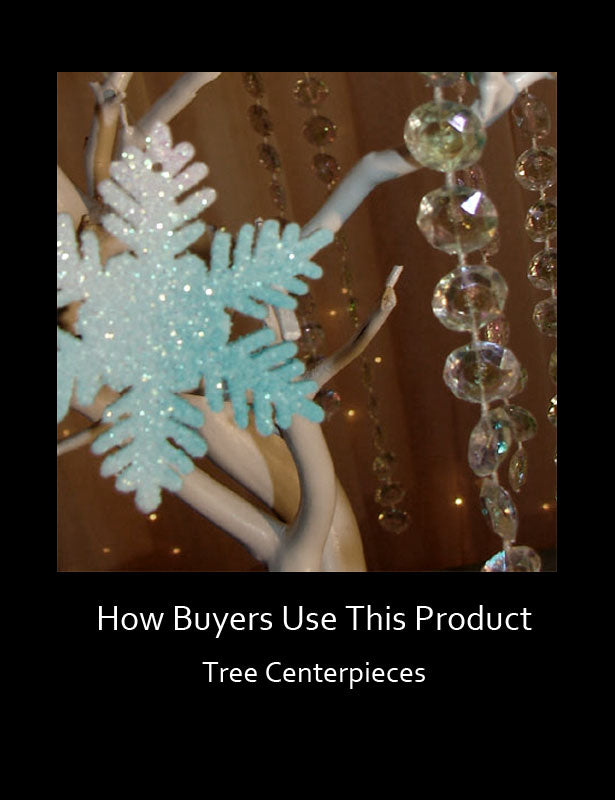 HOW TO USE – Tree Centerpieces 2