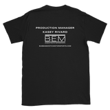 Kasey Rivard Production Manager Unisex T-Shirt