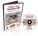 Magic Trick Tutorials DVD 1.0
